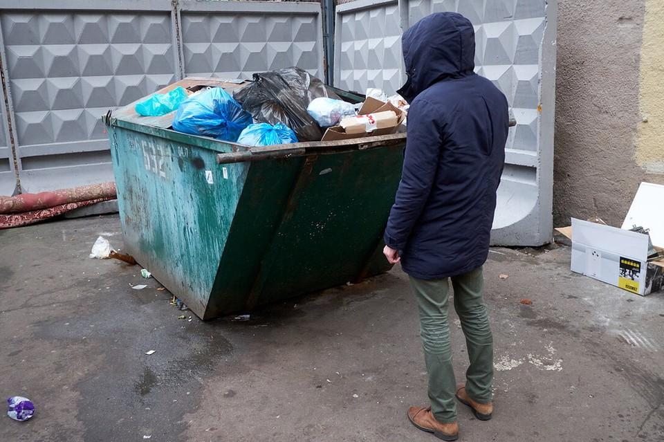 В Петербурге оштрафовали мужчину, который помог убийце спрятать труп собутыльника.