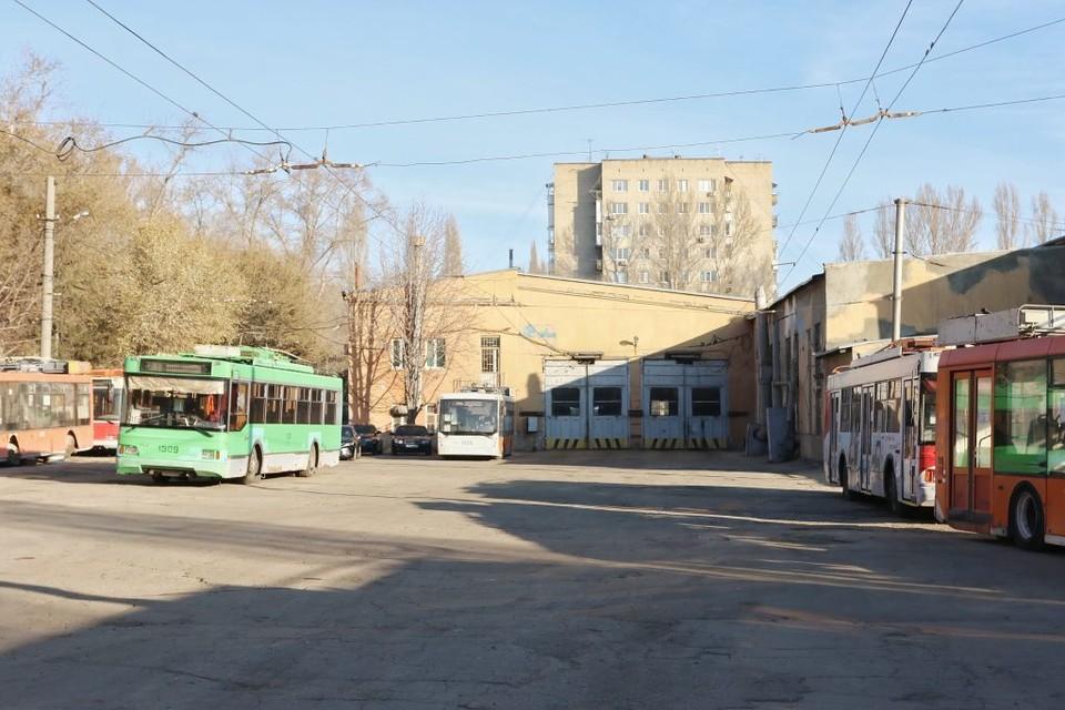 В Кировском троллейбусном депо нет специалиста по ремонту пришедших из Москвы машин. Фото сайта volodin-saratov.ru