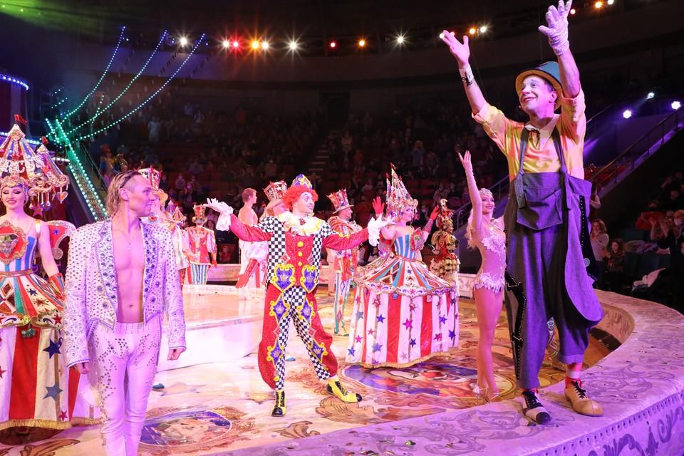 Фото предоставлено пресс-службы продюсерского центра «Королевский цирк»