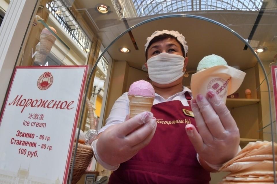 В магазинах ДНР подорожает импортное мороженое из-за повышения таможенной пошлины