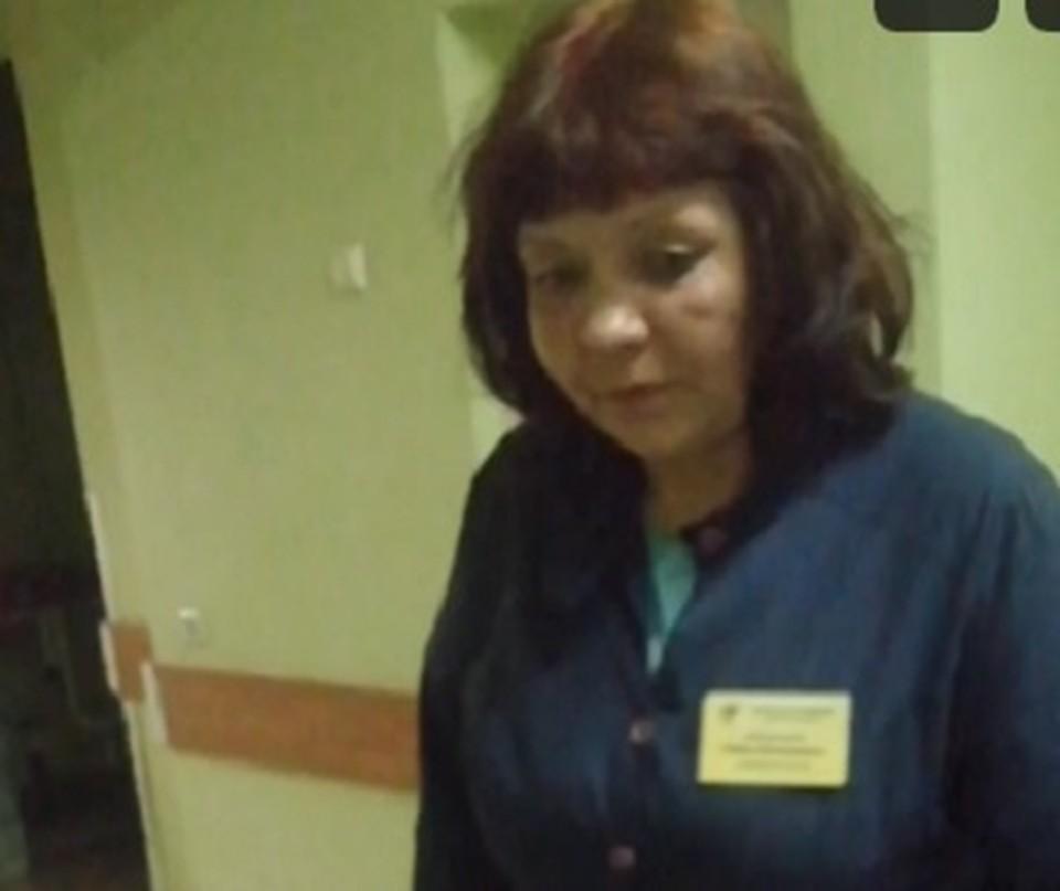 """Пациент уверяет: медсестра была нетрезвой. ФОТО: Паблик """"Омск ВК"""""""