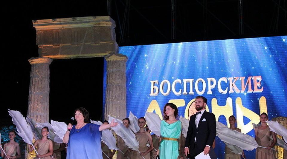 Международный фестиваль античного искусства «Боспорские агоны» Фото: kerchmuseum.ru