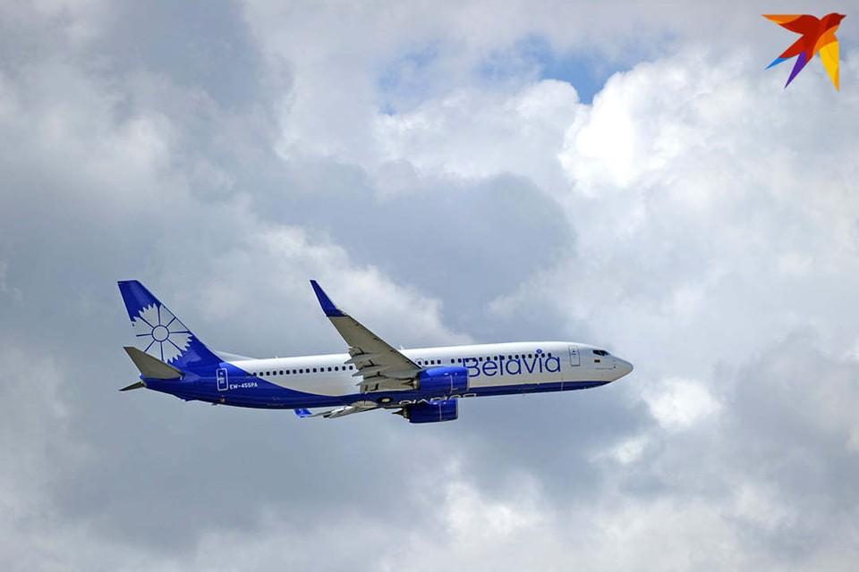 Директор департамента по авиации назвал санкции Европейского союза в отношении авиакомпании «Белавиа» рейдерским захватом рынка