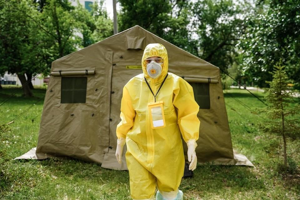 Борьба с инфекцией продолжается