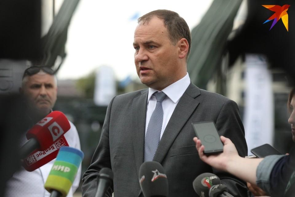 Головченко заявил, что комплекс мер в ответ на западные санкции уже готов