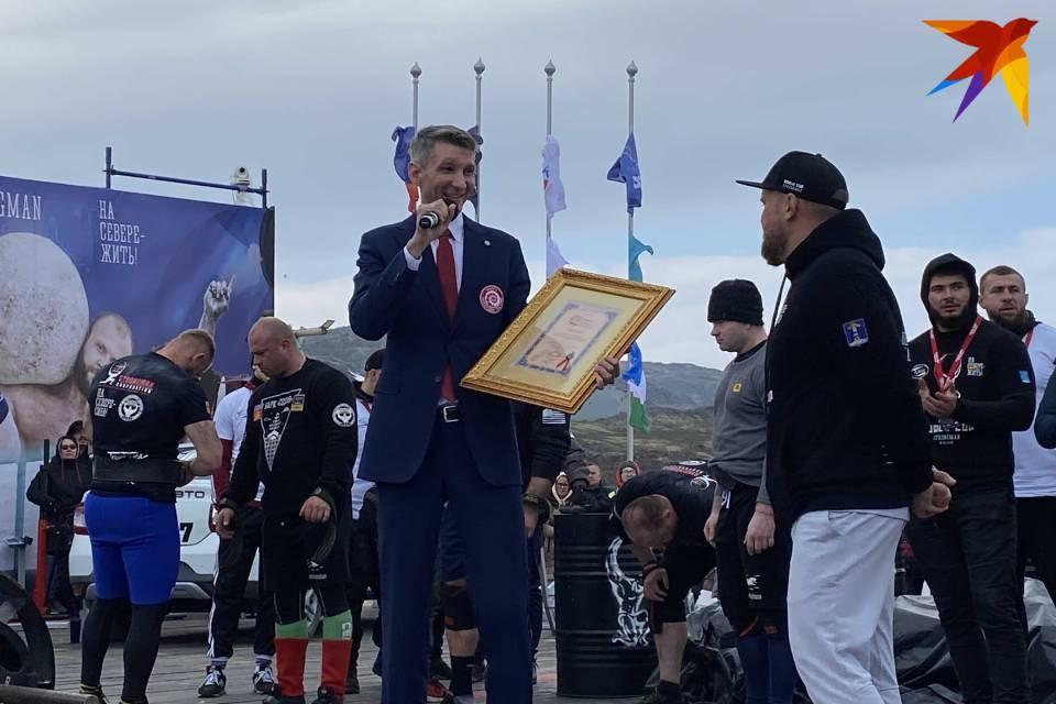 Кубок мира по силовому экстриму в Териберке попал к Книгу рекордов России.