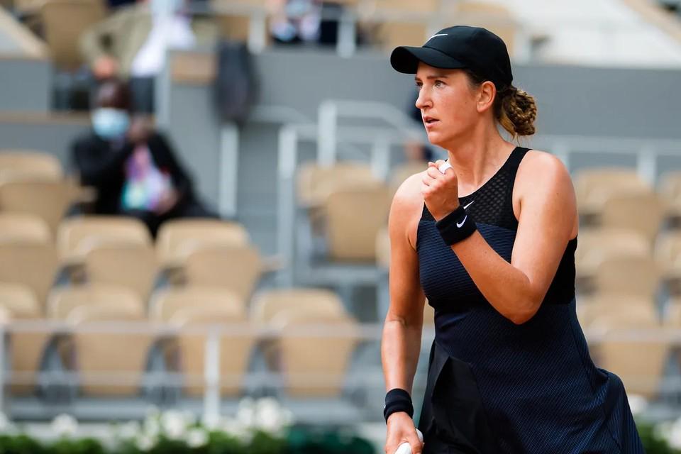 Виктория Азаренко завершила свое выступление на крупном турнире по теннису. Фото: WTA/Jimmie48