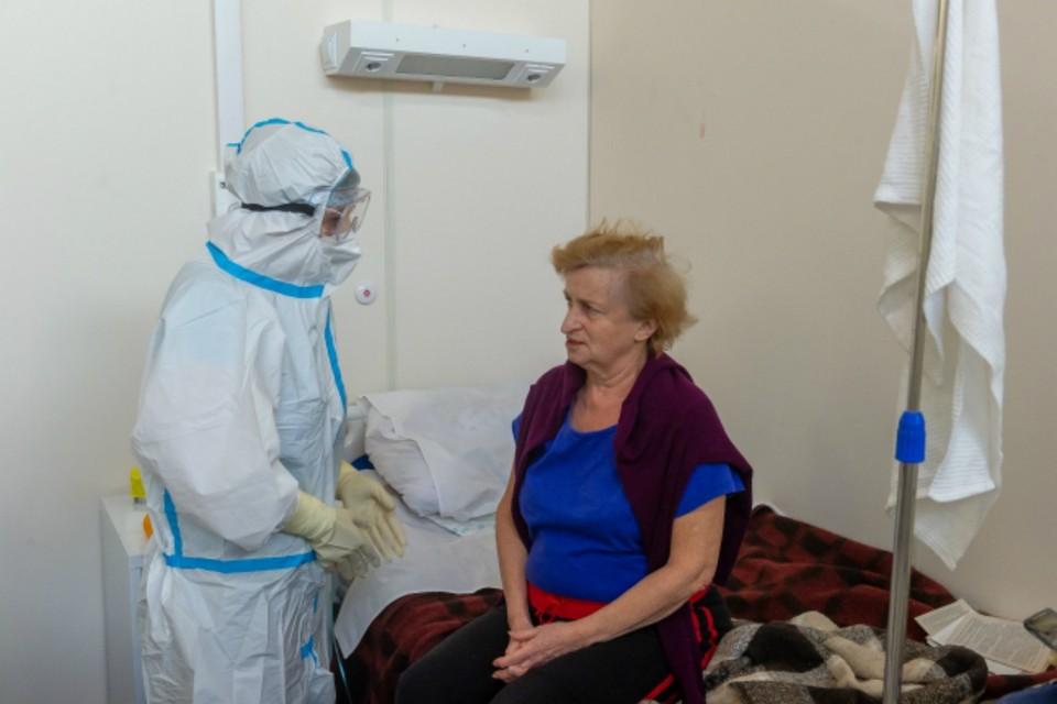 В Ростовской области коронавирусом заразились еще 157 человек