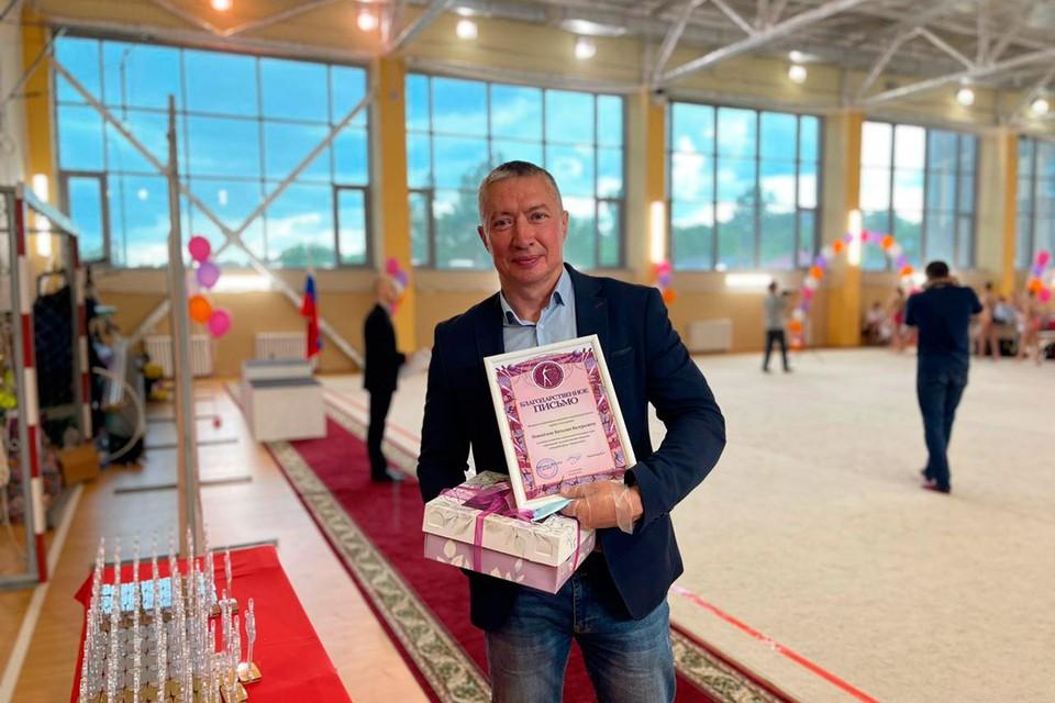 Виталий Новоселов помог организовать благотворительные соревнования в помощь детям с онкологией.