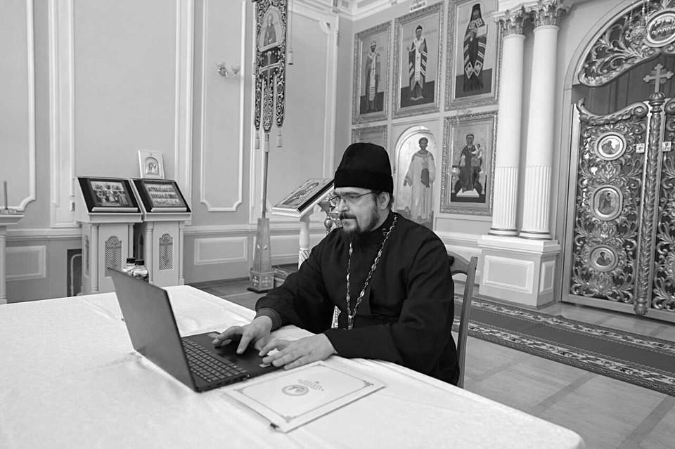 Отец Сергий Дроба погиб в ДТП в Тверской области Фото: tvereparhia.ru