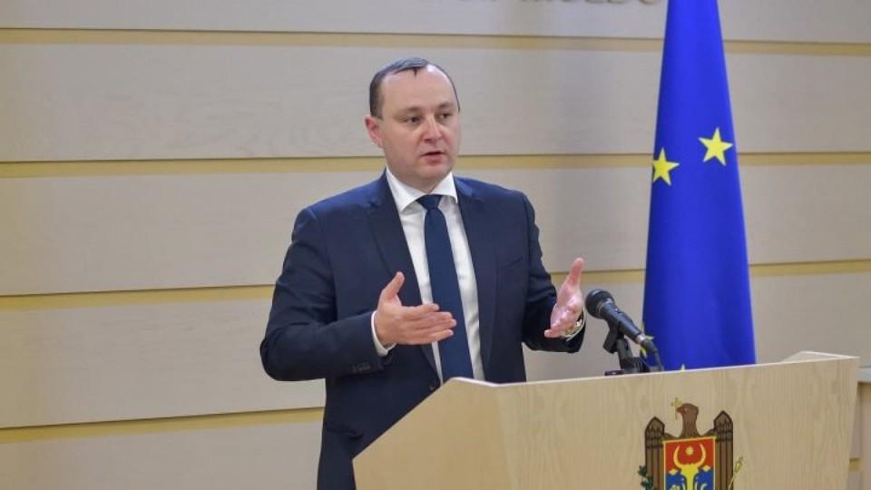 Вице-председатель парламента, исполнительный секретарь ПСРМ Влад Батрынча. Фото:соцсети