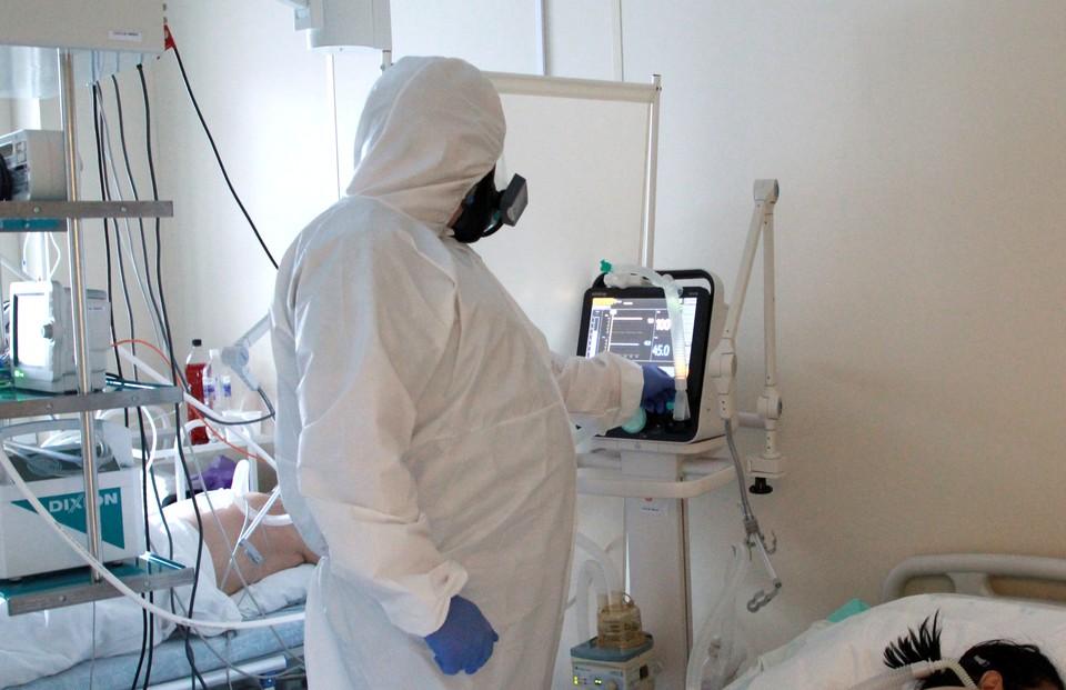 Всего с начала пандемии в Белгородской области коронавирусом заболели 39213 человек.