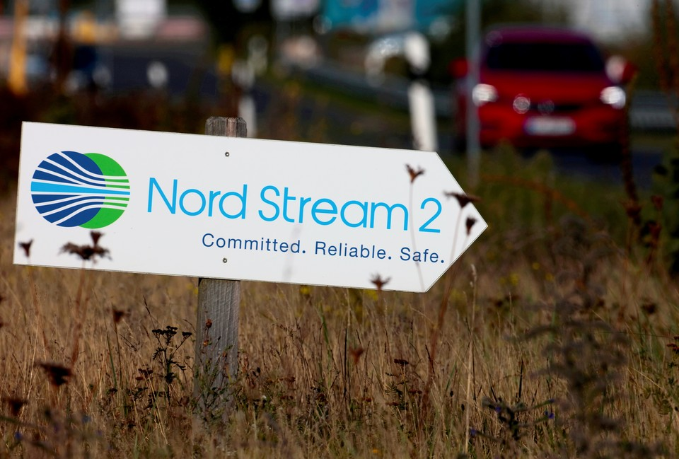 Блинкен назвал «свершившимся фактом» завершение проекта «Северный поток – 2»
