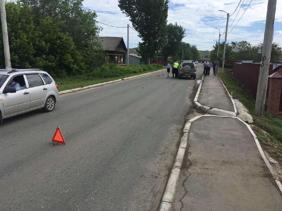 В Октябрьске машина сбила 10-летнюю девочку. Фото - прокуратура Самарской области