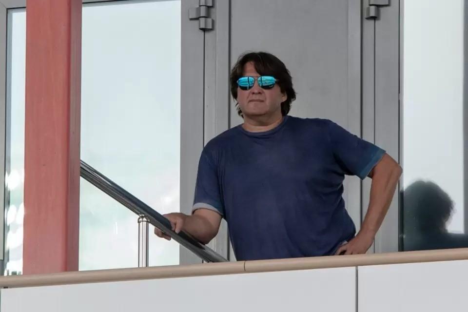 В «Уфу» Шамиль Газизов вернулся в начале 2021 года