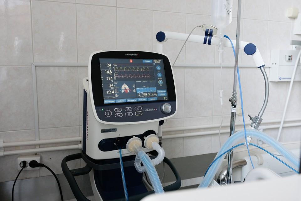Лечение в стационарах сейчас получают 947 пациентов