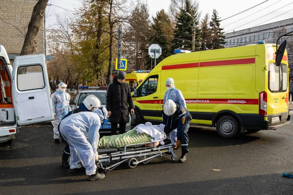 В Ростовской области коронавирусом заразились еще 155 человек