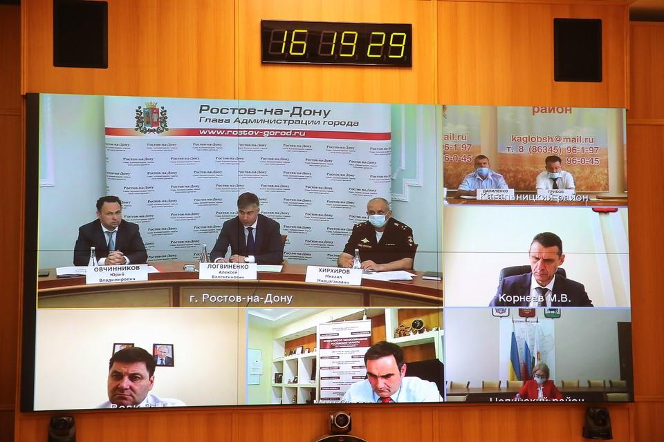 Некоторые жители донской столицы отложили прививку от ковида из-за майских праздников. Фото: сайт правительства Ростовской области.