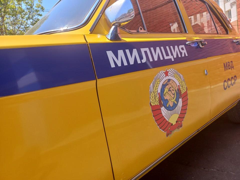 Автомобили спецслужб в СССР