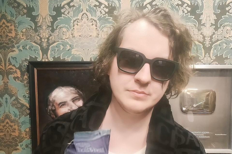 Блогера Юрия Хованского задержали за оправдание терроризма. Фото: vk.com/hovan