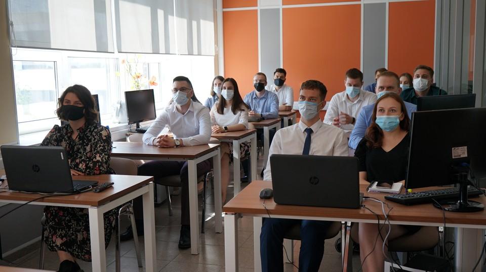 Онлайн-формат КНТК позволил привлечь к диалогу больше экспертов отрасли. Фото АО «КНПЗ».