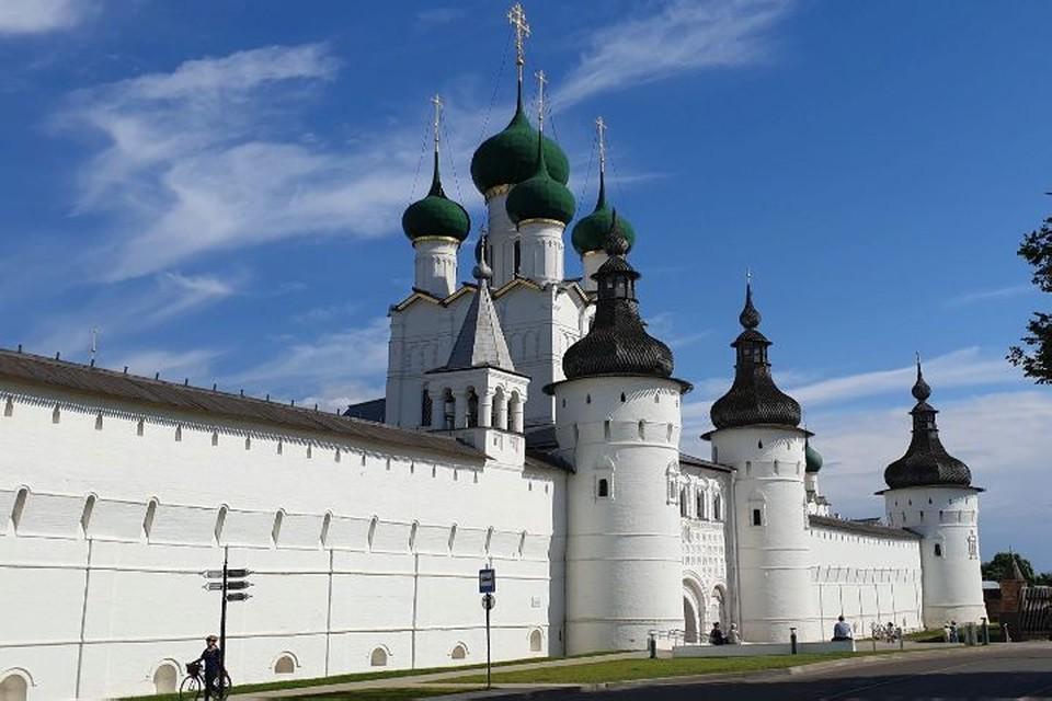 В былые времена Ростов не уступал своей значимостью Новгороду и Киеву. Фото: Иван Ашастин