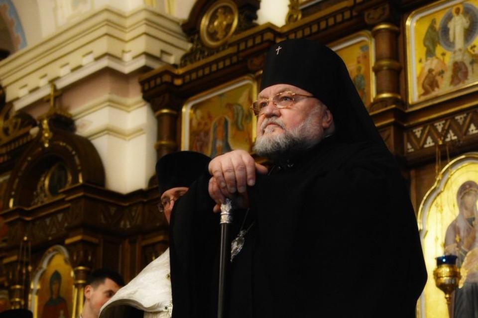 В БПЦ решили снять с должности архиепископа Артемия. Фото: orthos.org