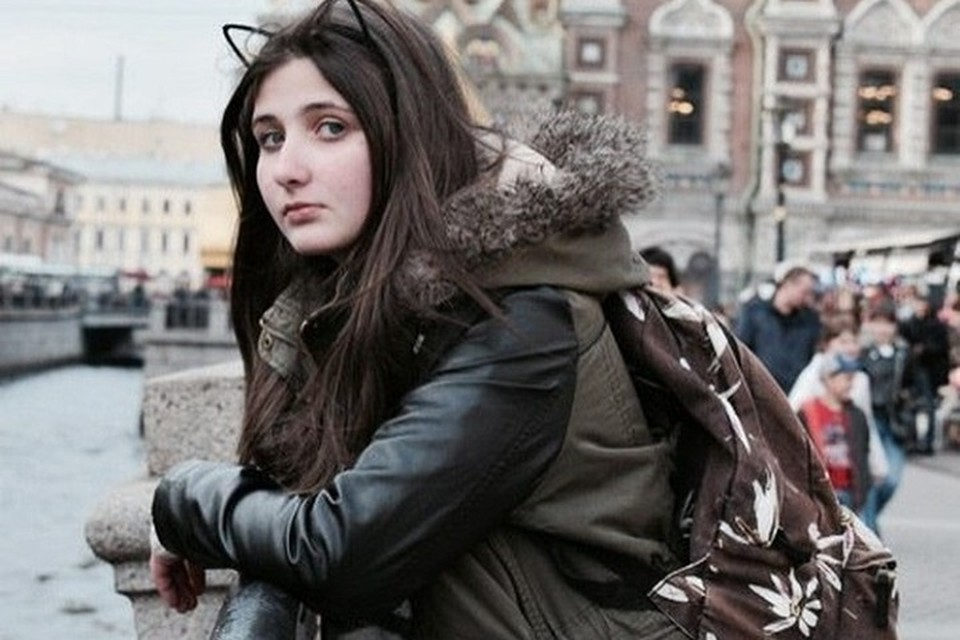 До трагедии Диана любила гулять в центре Петербурга. Теперь она бывает там крайне редко.