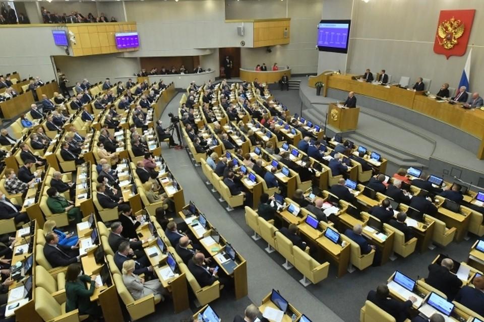 В Государственной думе предложили ввести прибавку к пенсии для многодетных родителей