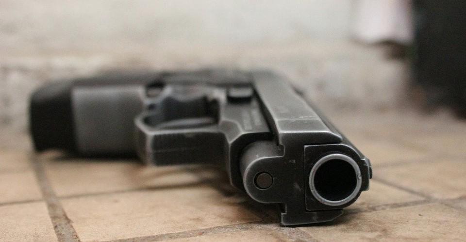 У мужчины с криминальным прошлым оказался на руках газобаллонный пневматический пистолет