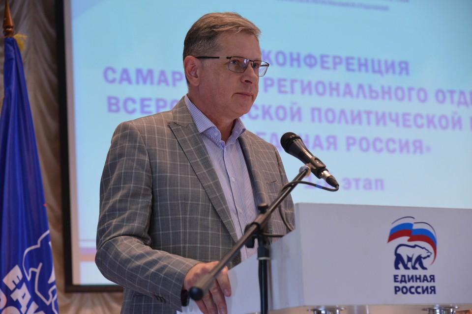 Замсекретаря реготделения партии Виктор Кузнецов рассказал, что предложения соберут в каждом населенном пункте