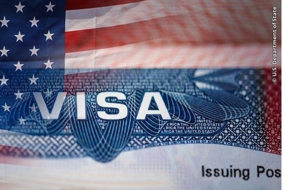 Посольство США в Минске возобновит прием документов на получение ряда категорий виз. Фото: usembby, instagram