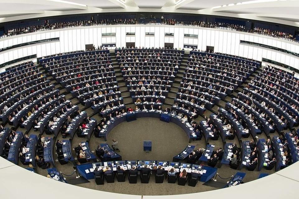 В Европейском парламенте выступили за расширение санкций против Беларуси. Фото: ТАСС