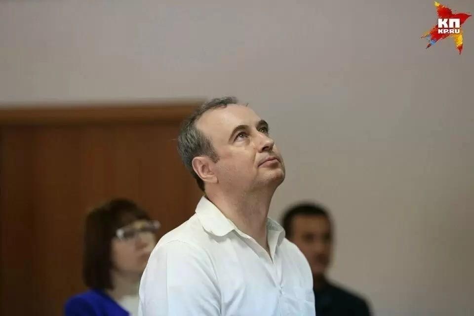 Вячеслава Истомина отправляли в колонию на 4,5 года, но он вышел по УДО