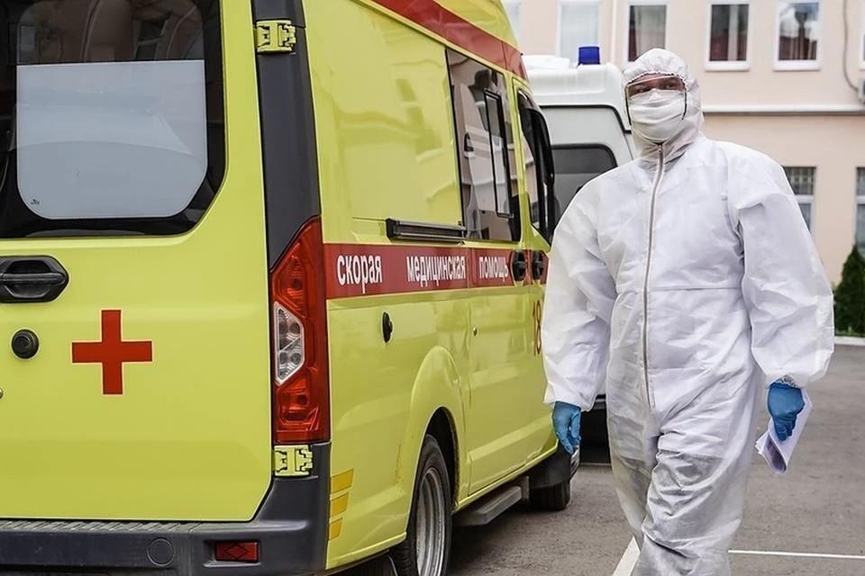 В ДНР продолжается рост заболеваемости коронавирусной инфекцией