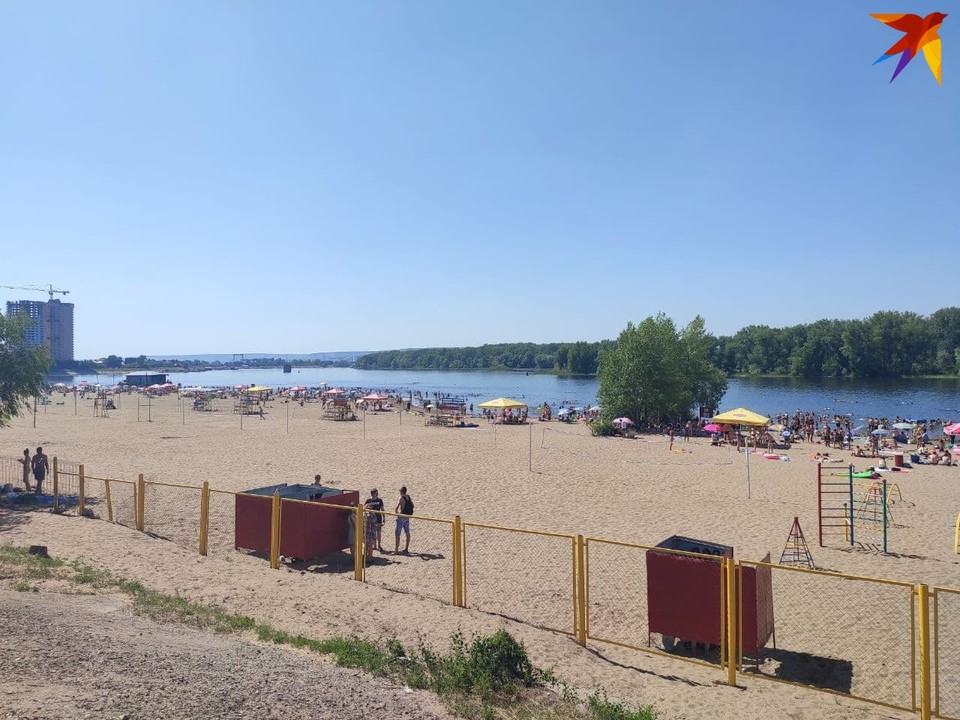 Скоро в Саратове начнется купальный сезон