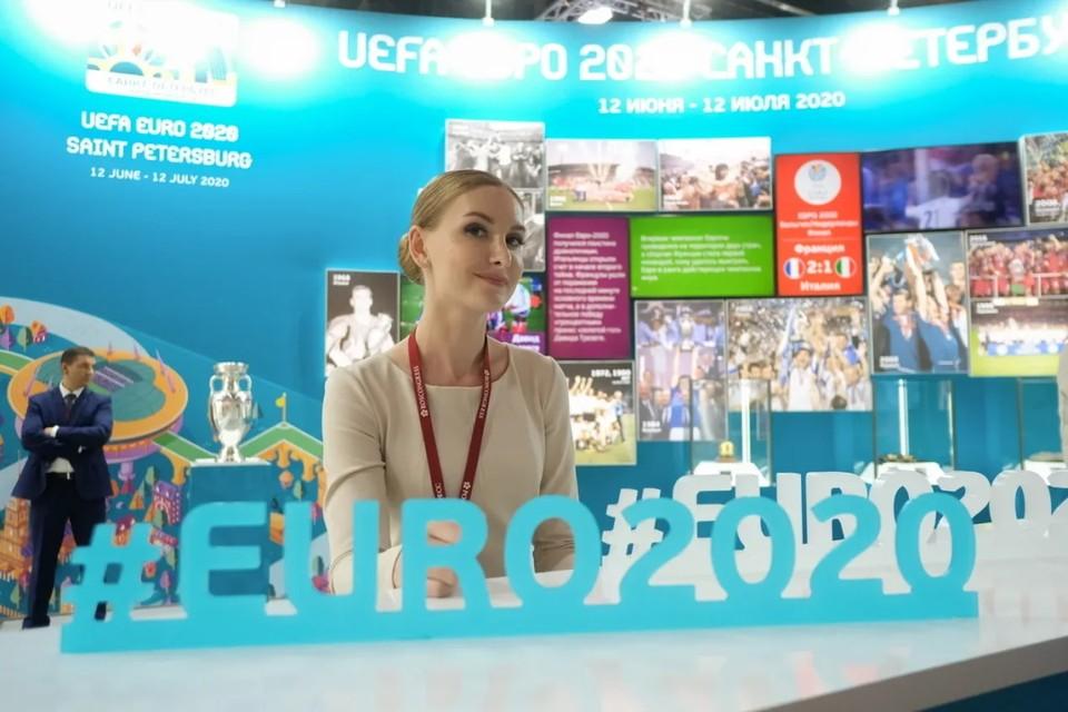 """В Петербурге все-таки разрешили работать торговым объектам возле стадиона """"Зенита"""" во время Евро-2020."""