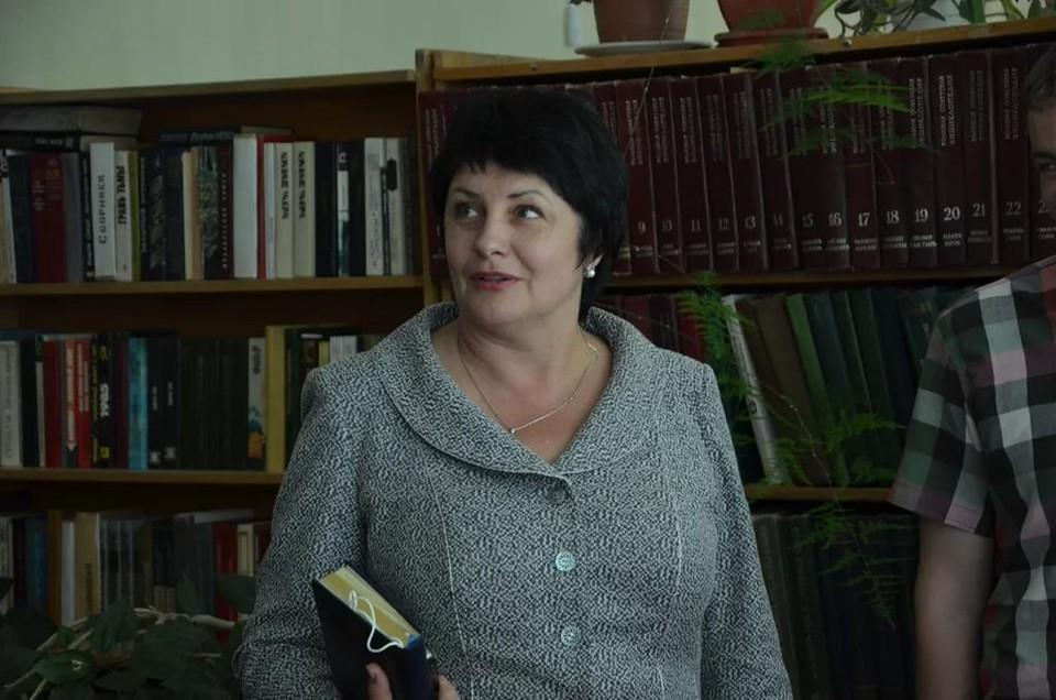 Вице-спикер Заксобрания Севастополя Татьяна Лобач