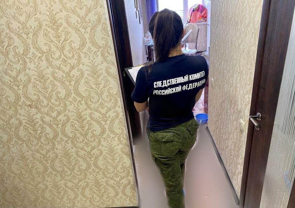 Тело женщины найдено в квартире дома на улице Пономарева