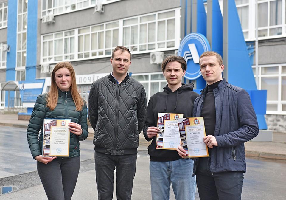 Четверо арзамасских приборостроителей (АО «АПЗ») стали дипломантами ХХ Всероссийской молодежной научно-технической конференции «Будущее технической науки».