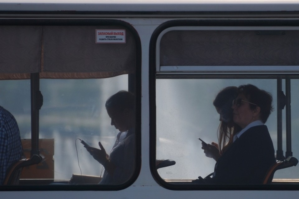 Движение общественного транспорта перейдет на режим выходного дня