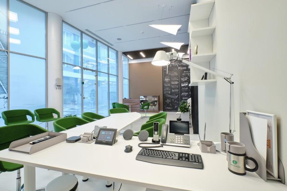 В Петербурге открылся Центр бизнес-возможностей.