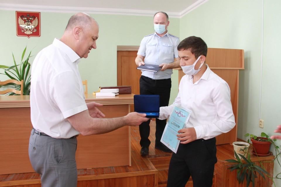 Фото: пресс-служба МВД России по республике Дагестан