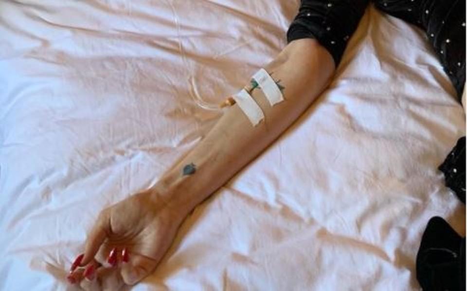 Алёна Водонаева попала в больницу после ишемической атаки. Фото - alenavodonaeva .