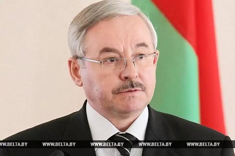 Лукашенко освободил Шеймана от должности управляющего делами президента Беларуси. Фото: БЕЛТА