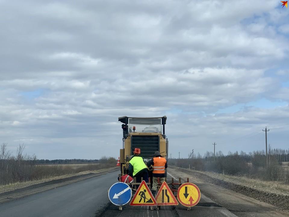 Ремонт дорог Твери-2021 уже стартовал.