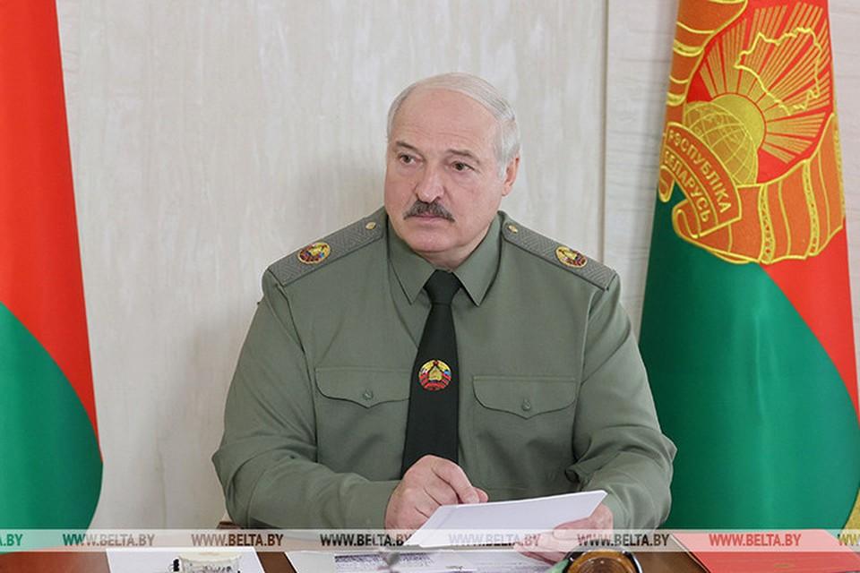 Лукашенко заявил, что каждый регион Беларуси должен в короткий срок провести мобилизацию. Фото: БелТА