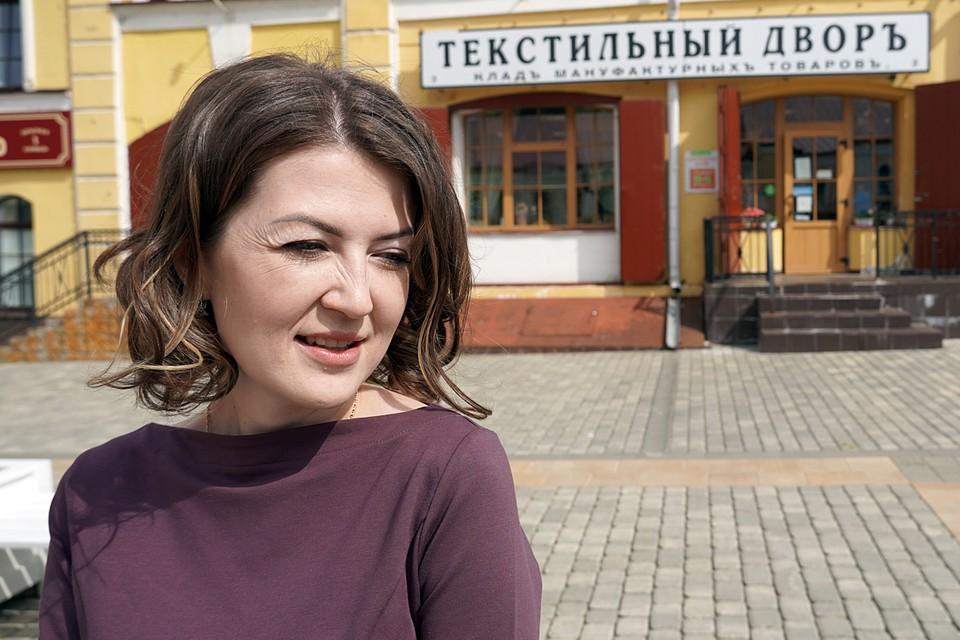 Директор департамента архитектуры Рыбинска Виктория Нелидова: «Секрет в том, что город полюбил свою историю»