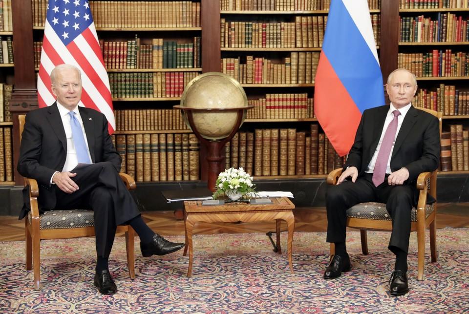 Путин: Байден профессионал, делает все искусно