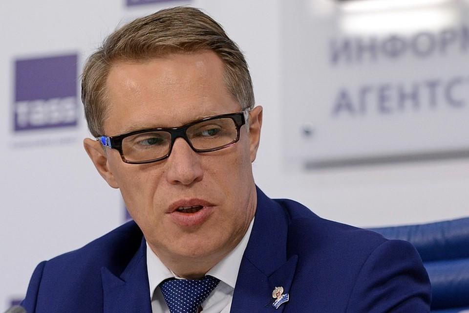 Как рассказал Мурашко, в целом заболеваемость коронавирусом в России выросла за неделю на 30%. Фото: Николай Галкин/ТАСС
